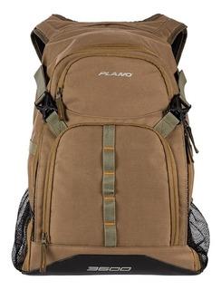 Mochila Para Pesca Em Nylon Plano Backpacks 3600 Series - C / 3 Estojos 3600 - Produto Novo Com Garantia E Nota Fiscal