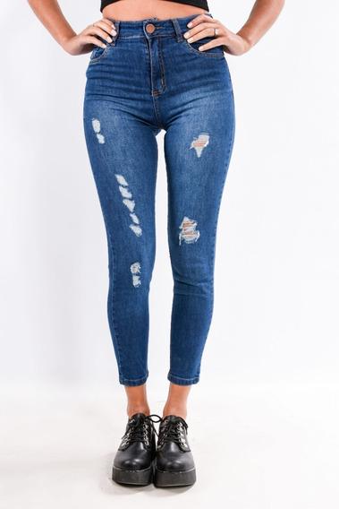Jeans De Mujer Gema - Jc Moda