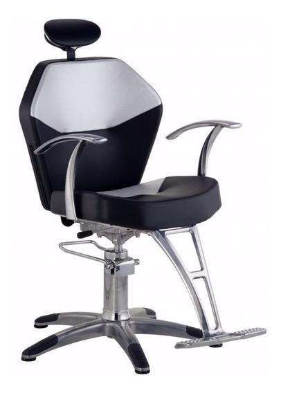Cadeira Para Maquiagem Reclinável Hidráulica - Romana Dompel
