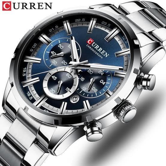 Relógio Curren Business