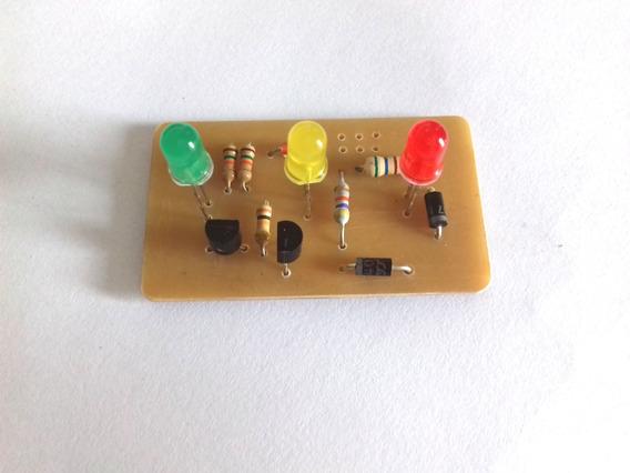 Modulo Indicador Encendido Señal Pico(clip) P / Amplificador