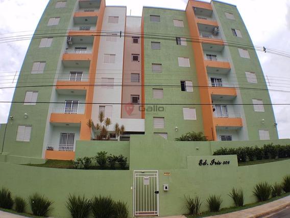Apartamento À Venda Em Jardim Santana - Ap002627