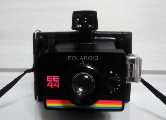Decoração - Antiga Câmera Fotográfica Polaroid Ee44