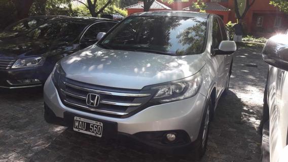 Honda Cr-v 2.4 Ex L 4wd 185cv At 2012