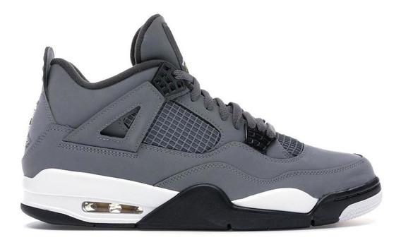 Zapatillas Hombre Jordan 4 Retro Cool Grey (2019) 10us