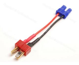 Cable Adaptador Para Bateria Drone X8c T-plug Hembra