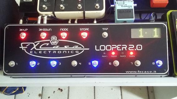 Pedal Looper 2.0 Fx Case