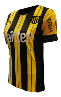 Camiseta Puma Peñarol Remera Oficial Dama Manya Mvdsport
