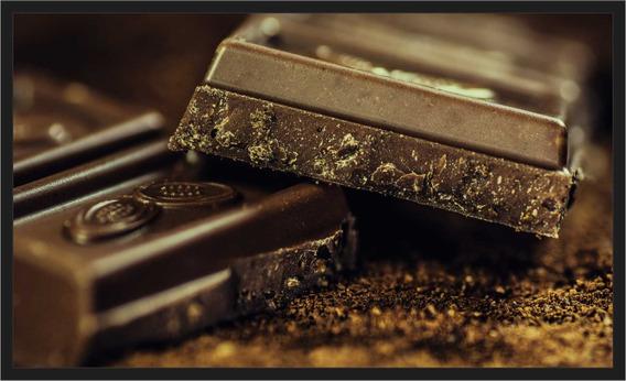 Quadro Decorativo Chocolate Decoração De Salas Comerciais