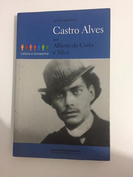 Castro Alves - Um Poeta Sempre Jovem (usado+bom Estado)