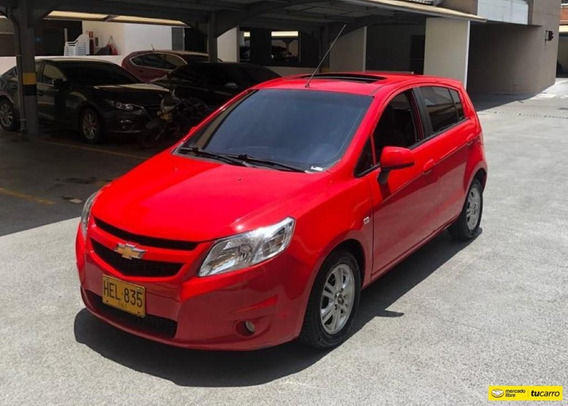 Chevrolet Sail Ltz Mt 1400cc