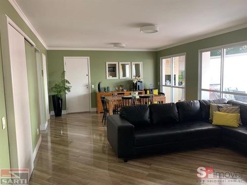 Apartamento , Com Planejados - Vista Para A Serra Da Cantareira  - St18519