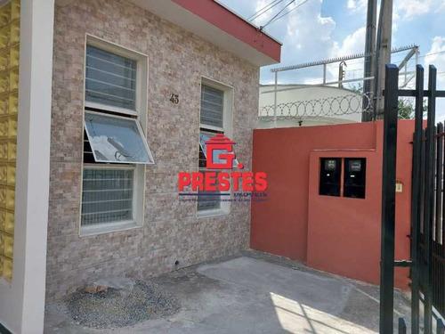 Casa De Rua-à Venda-vila Carvalho-sorocaba - Stca20246