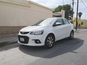 Chevrolet Sonic 1.6 Premier At 2017