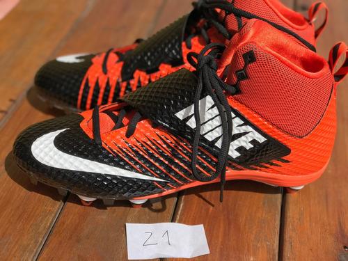 laberinto Descriptivo templado  Botines Nike Botitas Rugby #13   Mercado Libre