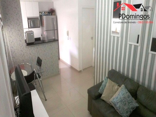Imagem 1 de 30 de Apartamento À Venda Em Vila Monte Alegre - Ap000012