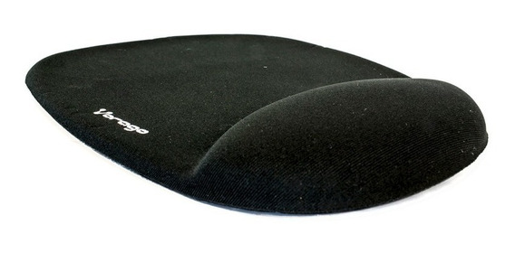 Mousepad Vorago Con Descansa Muñecas De Gel Mp100n /v /v
