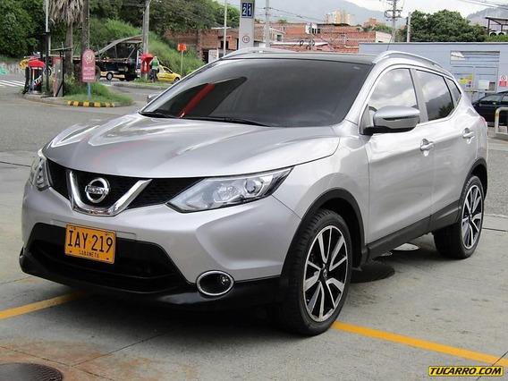 Nissan Qashqai Exclusive Tp 2.0 4x4