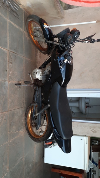 Honda Cg Fan 125 2008