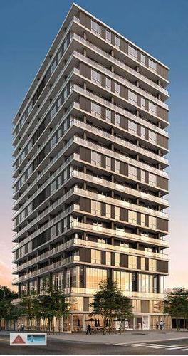 Imagem 1 de 4 de Andar Corporativo, 432 M² - Venda Ou Locação- Tatuapé - São Paulo/sp - Ac0008