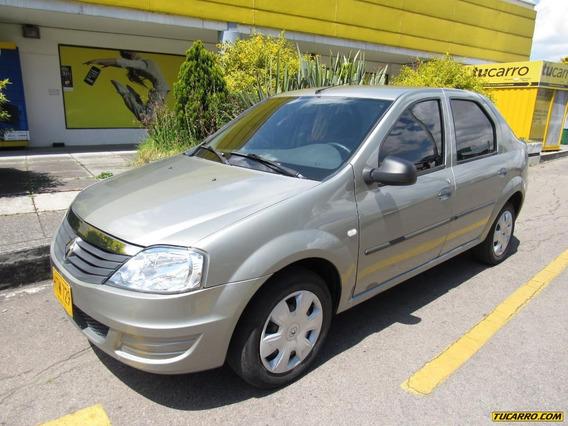 Renault Logan Familier Mecánico 1.4 Aa Sedán
