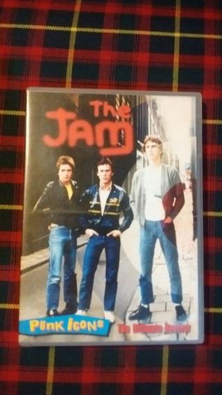 The Jam Dvd Documental Paul Weller Mod Punk Oi! Ska Two Tone