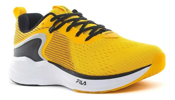 Zapatillas Fila Fr 97 Energized Amarillo Running