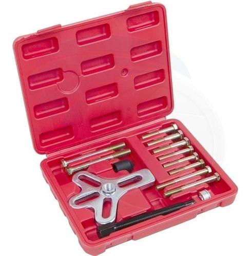 Imagem 1 de 3 de Kit Extrator Do Volante Da Direção Com 14 Peças