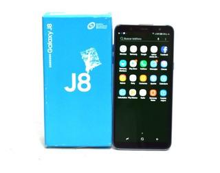 Telefonos Celulares Baratos Samsung J8 32gb Movistar Gris (g