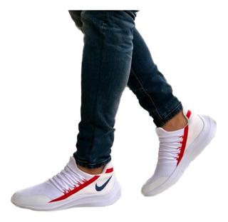 Tenis Hombre Lindas Zapatillas Nike Caballero Promoción