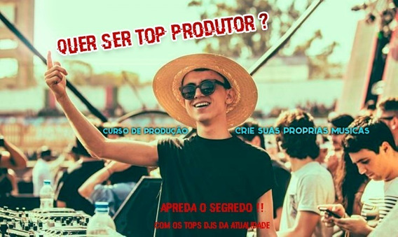 Produção Em Ableton Live Top Produtor 3.0