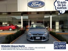 Ford Focus Sel Plus Aut 2012