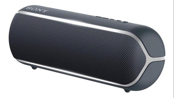 Caixa de som Sony Extra Bass XB22 portátil sem fio Preto