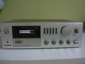 Amplificador Receiver Gradiente 246 Impecável.