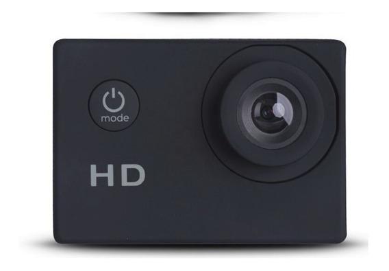 Camera Para Esportes Tipo Go-pro - A Prova Dágua