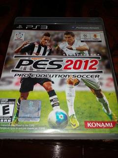 Ps3 Soccer Pes 2012 A Prrcio Fijo Seriedad Estd. 9