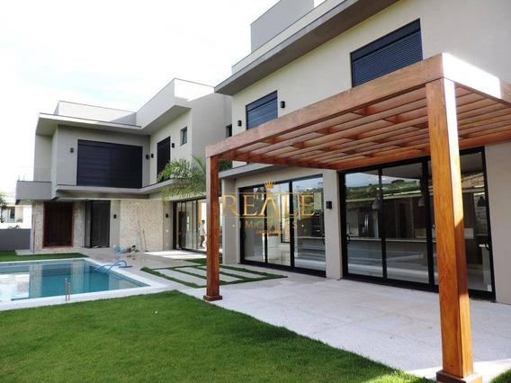 Casa À Venda, 444 M² Por R$ 2.800.000,00 - Condomínio Campo De Toscana - Vinhedo/sp - Ca1199