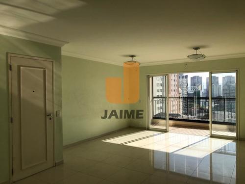 Apartamento À Venda Em Rua João Ramalho, Perdizes, 3 Quartos, 157 M² - Ja17079