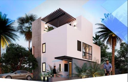 Imagen 1 de 6 de Preventa Casa Aqua Merlion Cancun