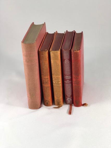 Libros De Bolsillo Vasari, Contreras, D Annunzio,ruben Dario