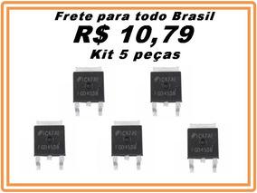Fgd4536 Fgd 45 36 Smd Kit 5 Peças Carta Registrada