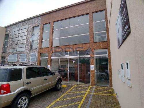 Aluguel De Comercial / Sala  Na Cidade De São Carlos 2400