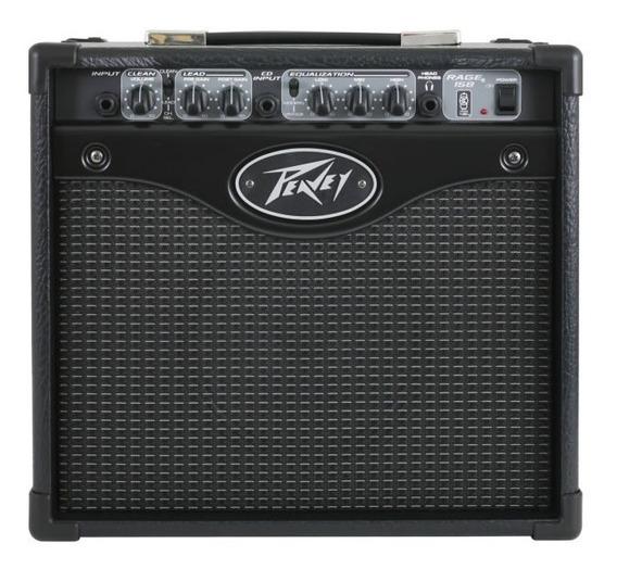 Amplificador Para Guitarra Peavey Rage 158 Tienda Oficial