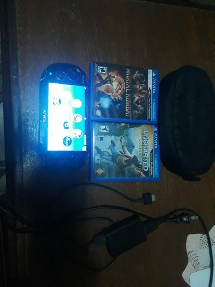 Video Game Portátil Ps Vita 4gb