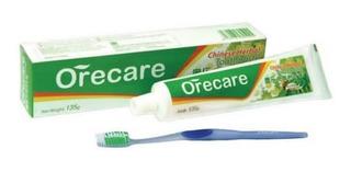 Pasta Dental Herbal Orecare Sin Fluor