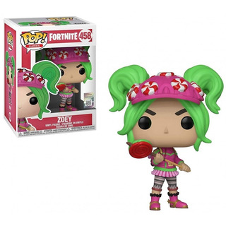 Funko Pop Zoey #458 Fortnite Muñeco Original Coleccionable