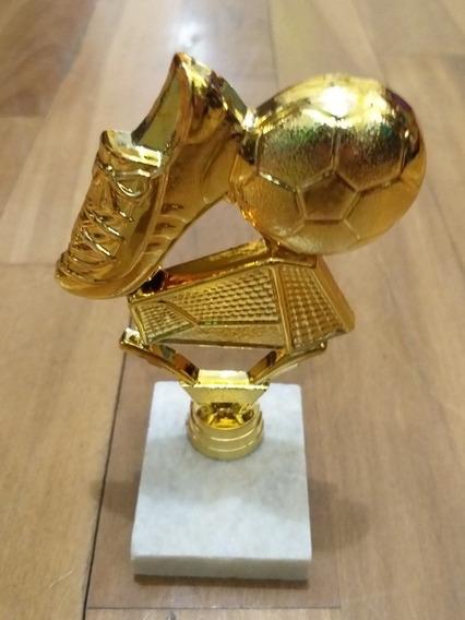 Trofeos De Fútbol Con Base De Mármol