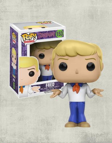 Funko Pop! Scooby Doo! Fred #153