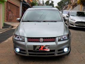 Fiat Stilo 1.8 8v Flex - Top De Linha !!