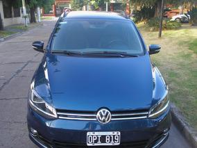 Volkswagen Suran 1.6 Highline Msi 110cv Muy Nueva De Verdad